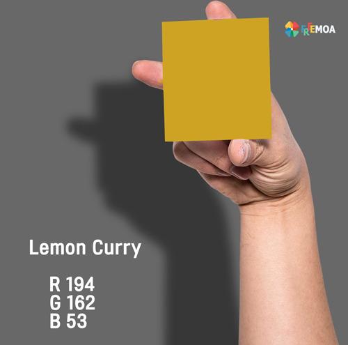 레몬 커리