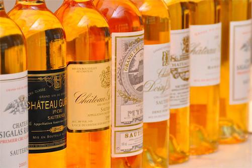 달콤한 스위트 와인의 종류에 관해서