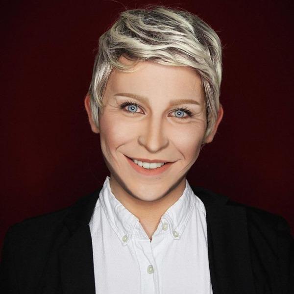 엘렌 드제너러스(Ellen DeGeneres)